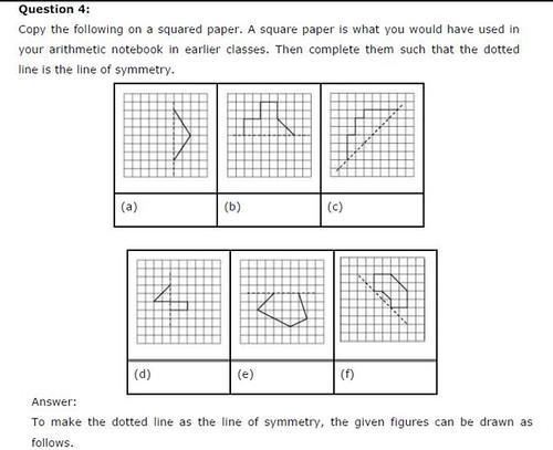 Algebra Worksheets Grade 6 Ncert 6