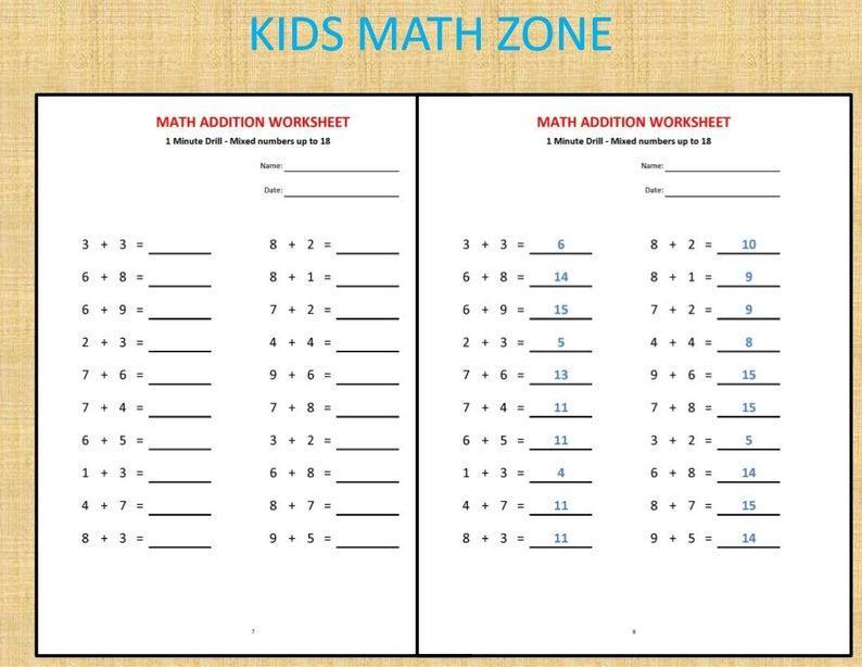 Algebra Worksheets Secondary 1 10