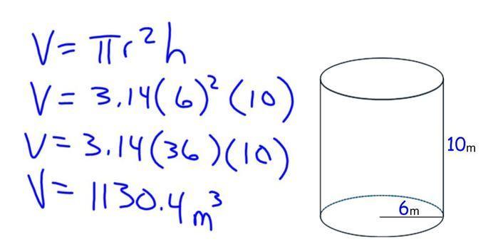 Pre Algebra Volume Worksheets 8