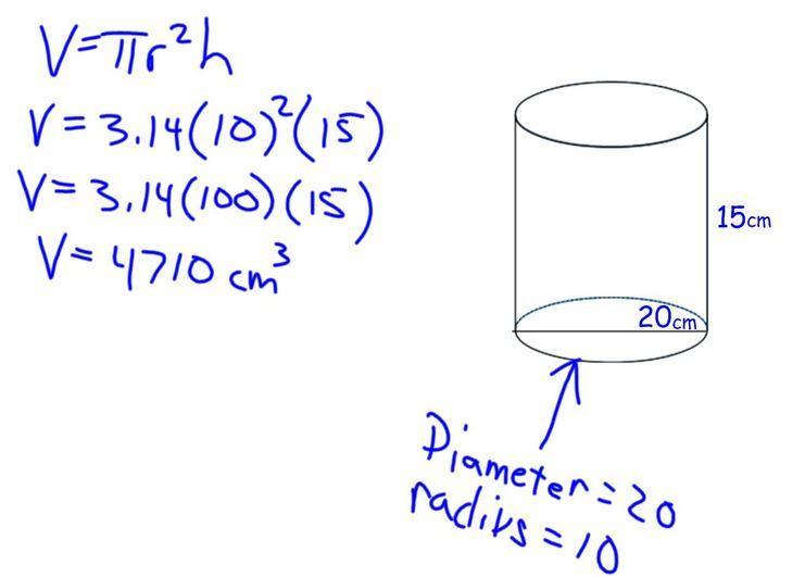 Pre Algebra Volume Worksheets 9