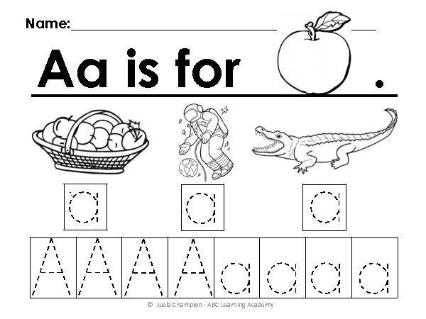 1st Grade Letter Writing Worksheets