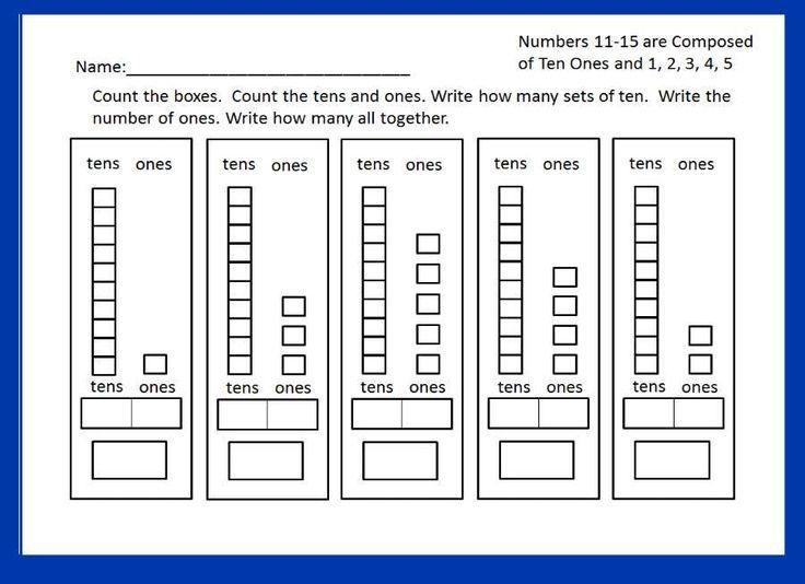 1st Grade Multiplication Worksheets 1