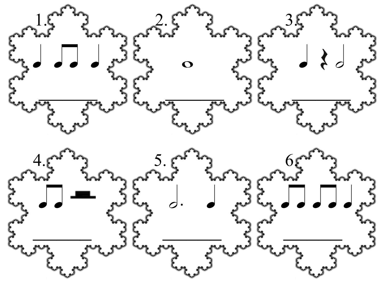 1st Grade Music Worksheets 2