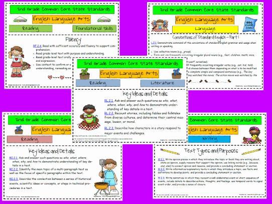 1st Grade Worksheets Language Arts 1