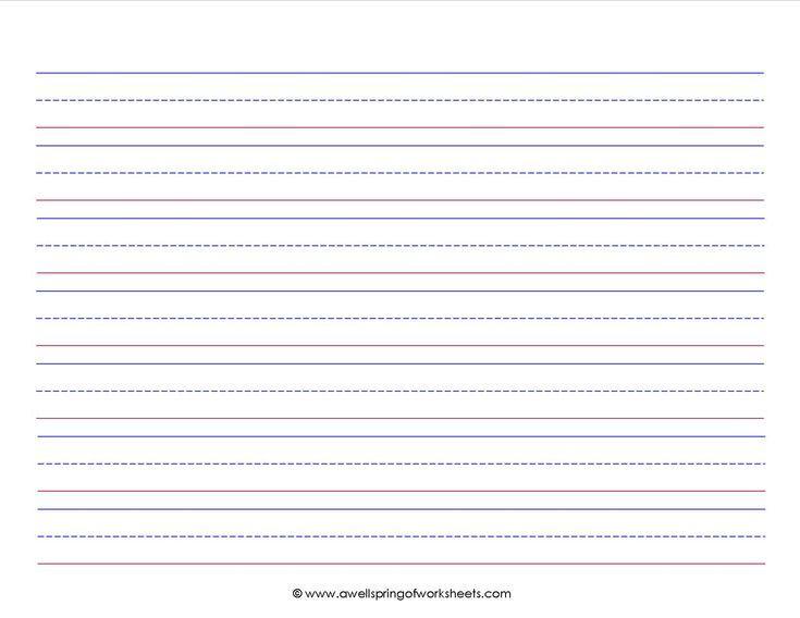 1st Grade Worksheets Writing 1