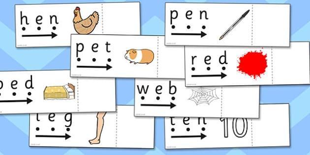 Common Core Language Arts 1st Grade Worksheets
