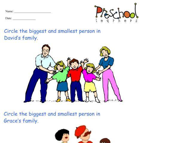 Free Printable Health Worksheets For 1st Grade