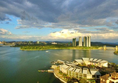 Putrajaya Lake and Wetland