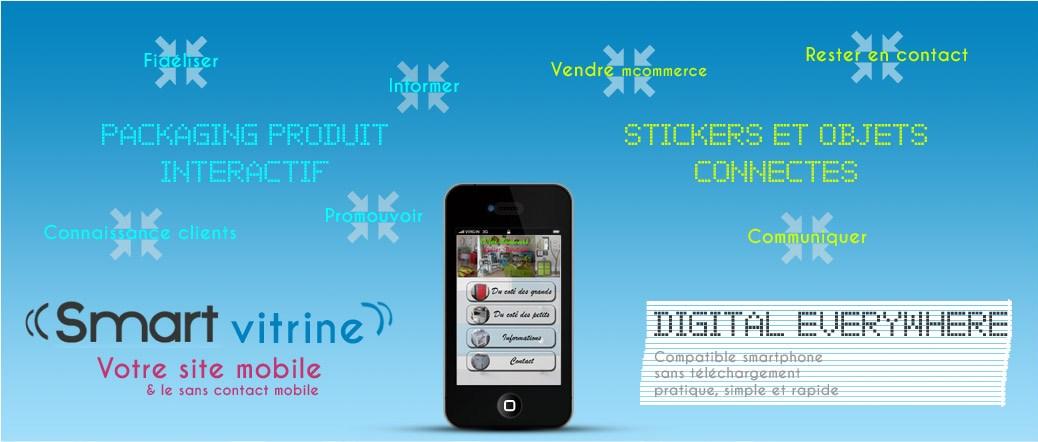 votre site mobile sur smart-vitrine.fr