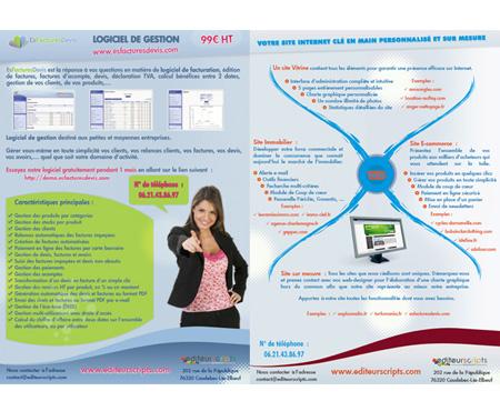 création de document commerciaux agence smart360