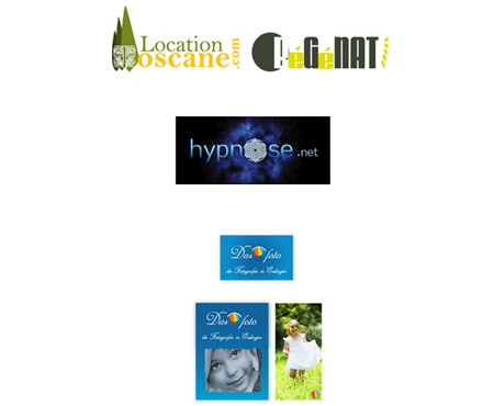 création identité visuel logo agence smart360 blois