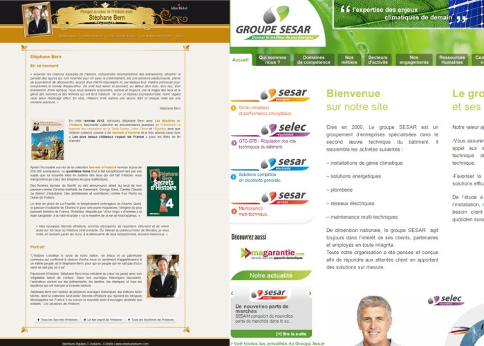 smart360 sylvain nabon intégrateur webdesigner