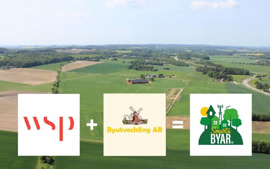 WSP och Smarta Byar startar samarbete!