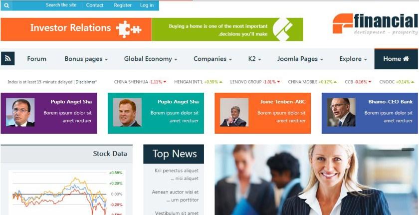 SJ Financial - RTL Language