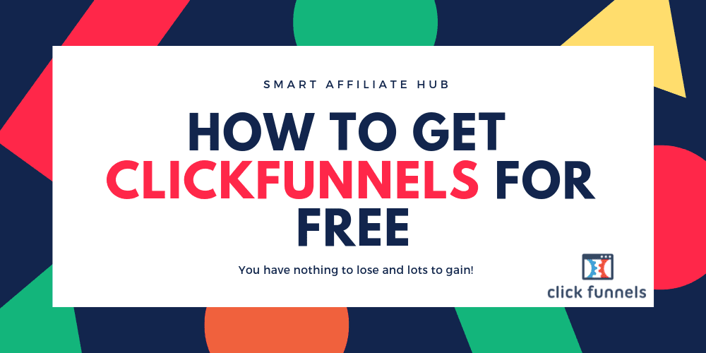 Unknown Facts About Clickfunnels