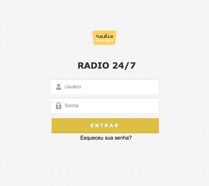 Radio247_login
