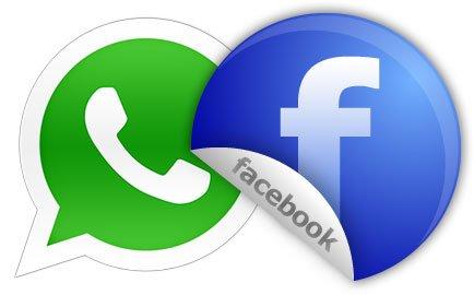 Whatsapp integrata con Facebook per Android