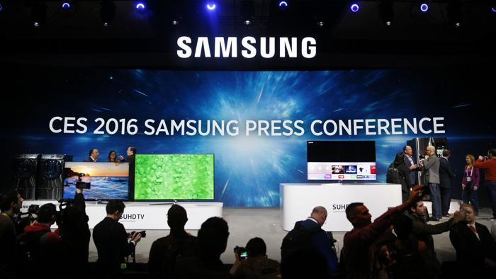 Con Samsung la tv diventa il cervello della casa intelligente