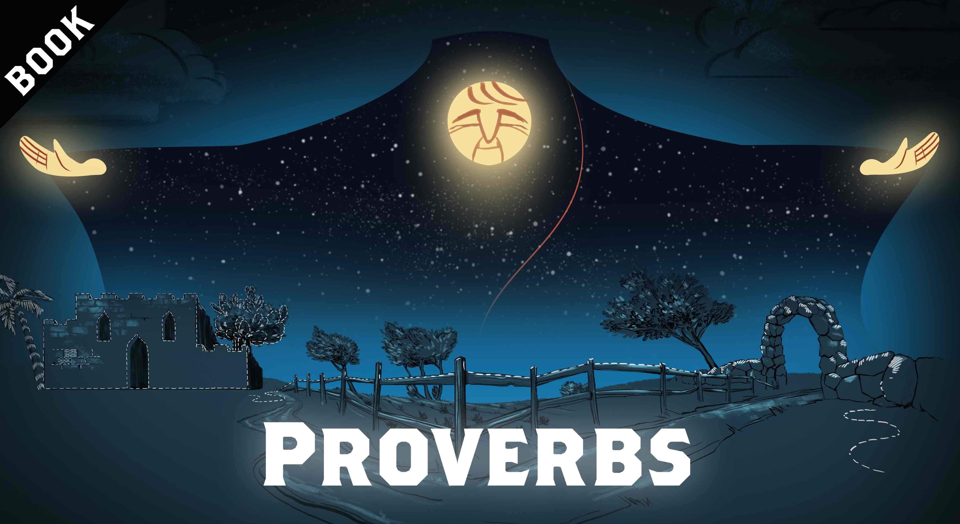 Mind Blowing Animation Of The Book Of Proverbs