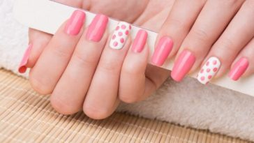 beautiful and strong nails