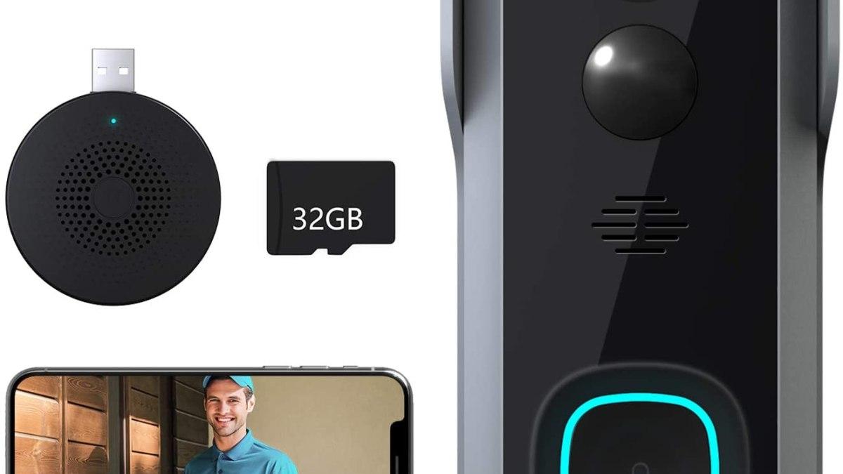 Smartphone Compatible Wireless Security Cameras