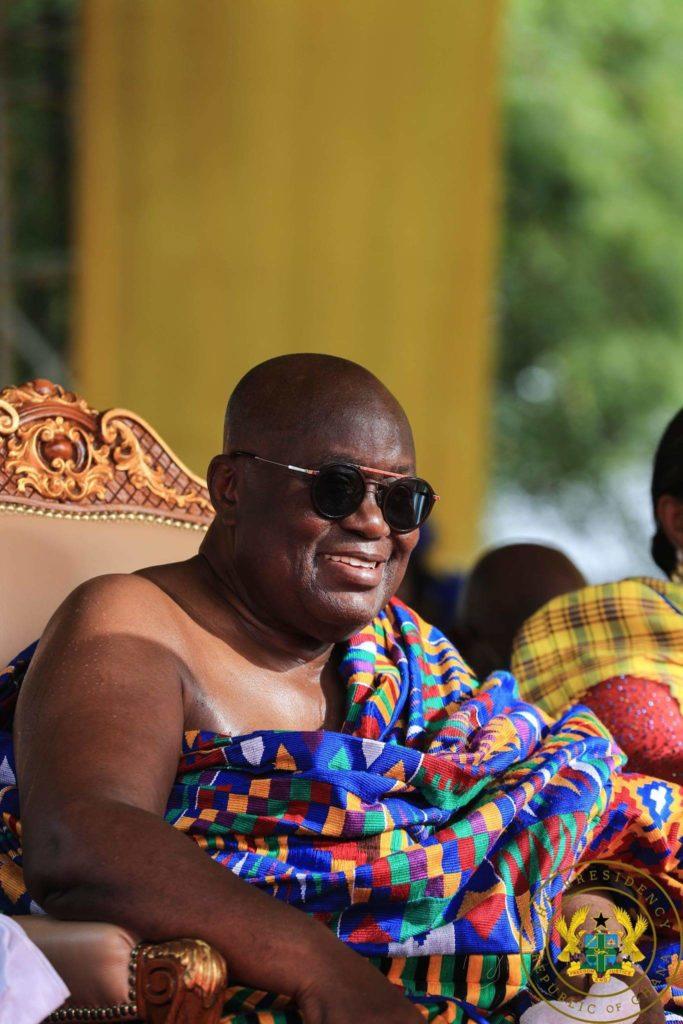 Akufo-Addo celebrates his birthday today