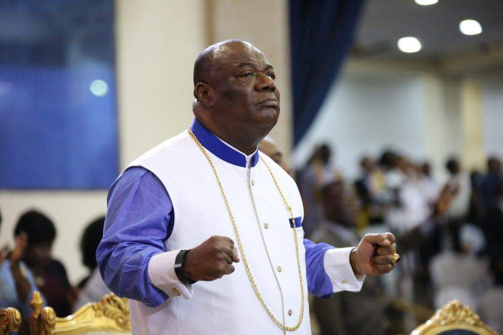 Why I rejected two Rolls-Royce gifts - Archbishop Duncan Williams recounts