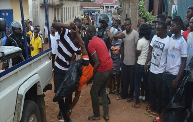 5 dead bodies found on the streets of Kumasi amidst coronavirus fear