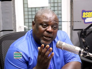 If I'm bitter; then the one who lost the 2016 elections is 1 million times bitter - Anyidoho to Mahama boys