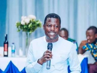 NPP Decides: Blows, slaps fly as Okyem Aboagye's agent prevents Bantama Treasurer from voting