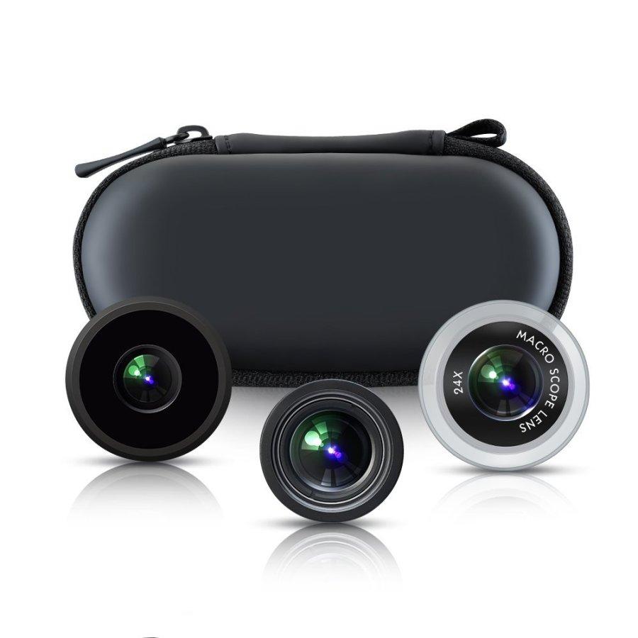 Prenez de superbes photos grâce aux lentilles pour smartphone