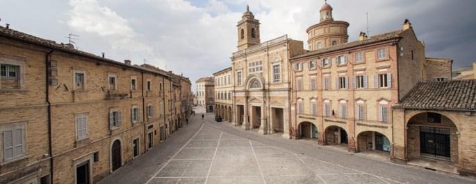 offida - piazza