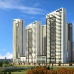Properties for sale in Istanbul,Turkey, Luxury Apartments in a compound provide 2550 units located in Esenyurt