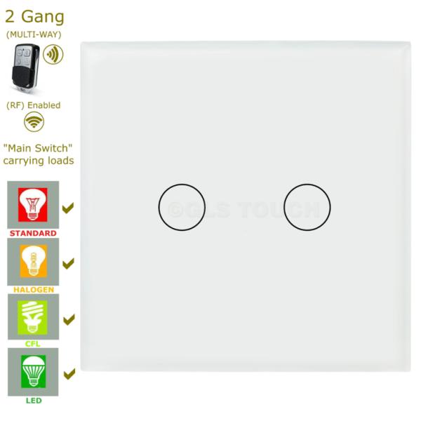 сензорен ключ с два бутона