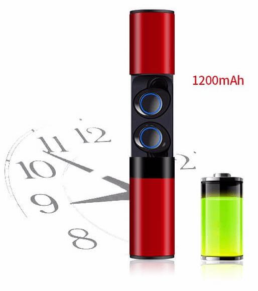 1200 милиампера батерия слушалки