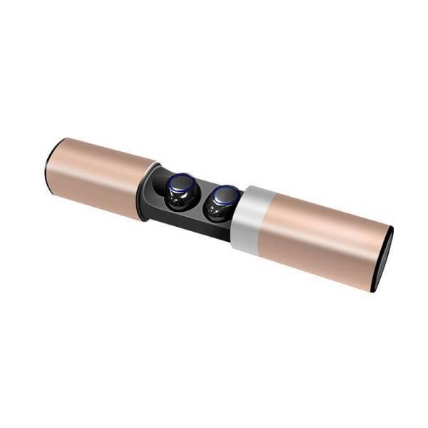 безжични слушалки розови