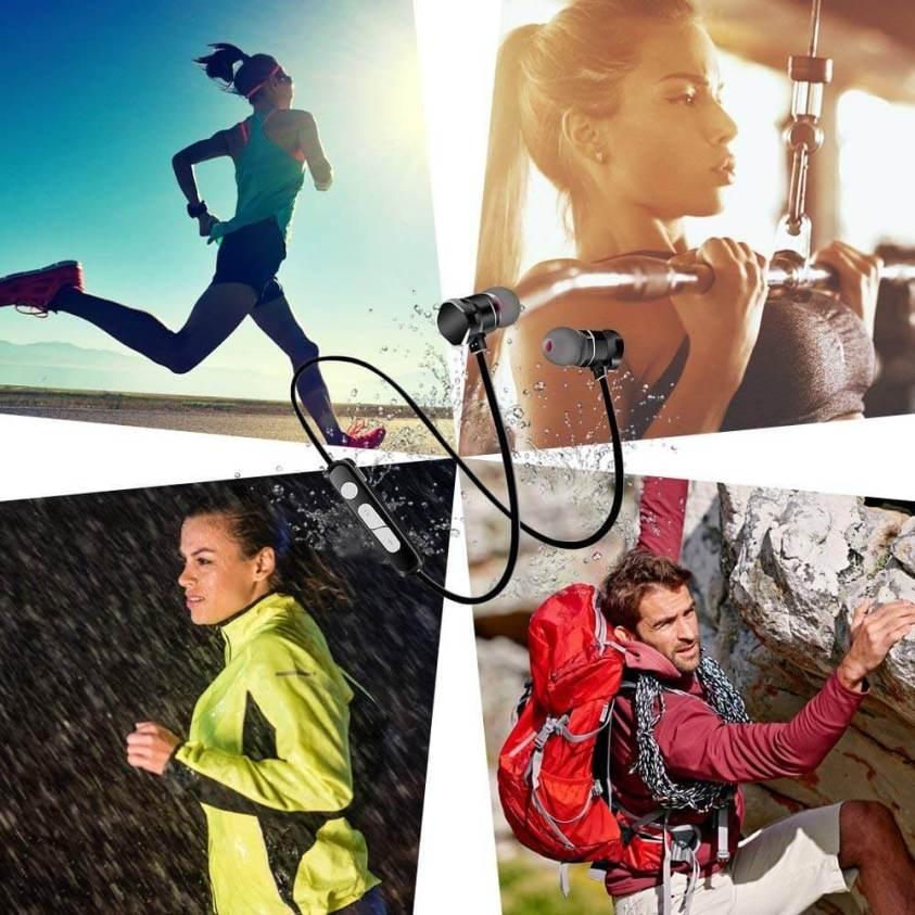 спортни безжични слушалки
