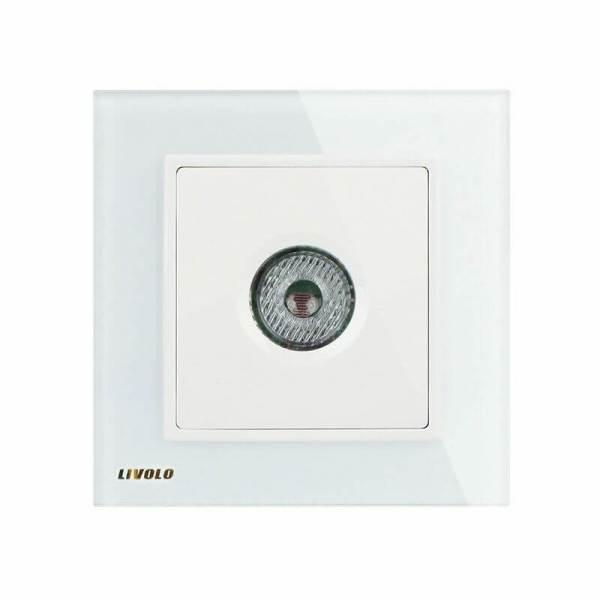 livolo сензорен ключ за осветление бял