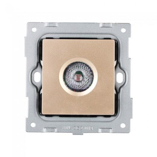 сензорен ключ златиста база