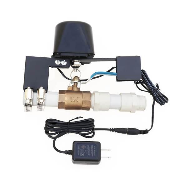 WiFi електромагнитен клапан