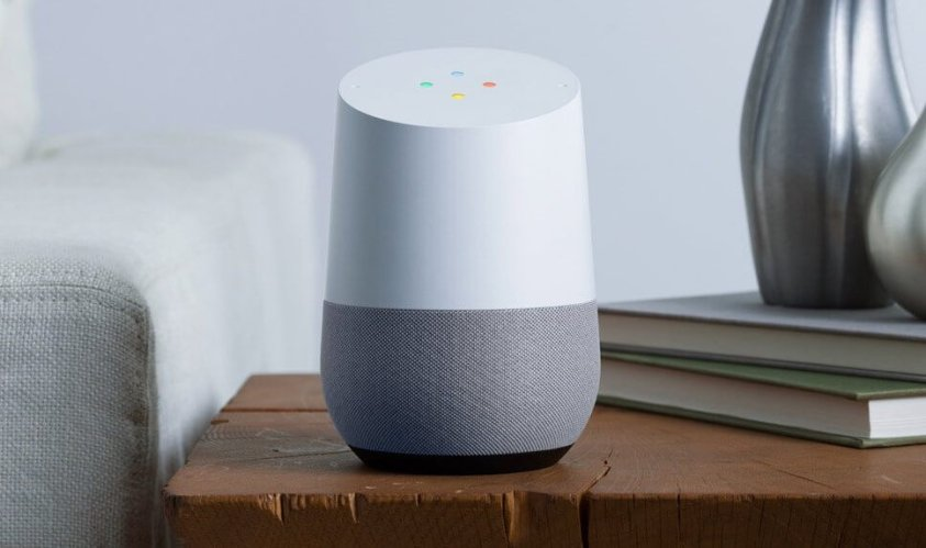 google home асистент
