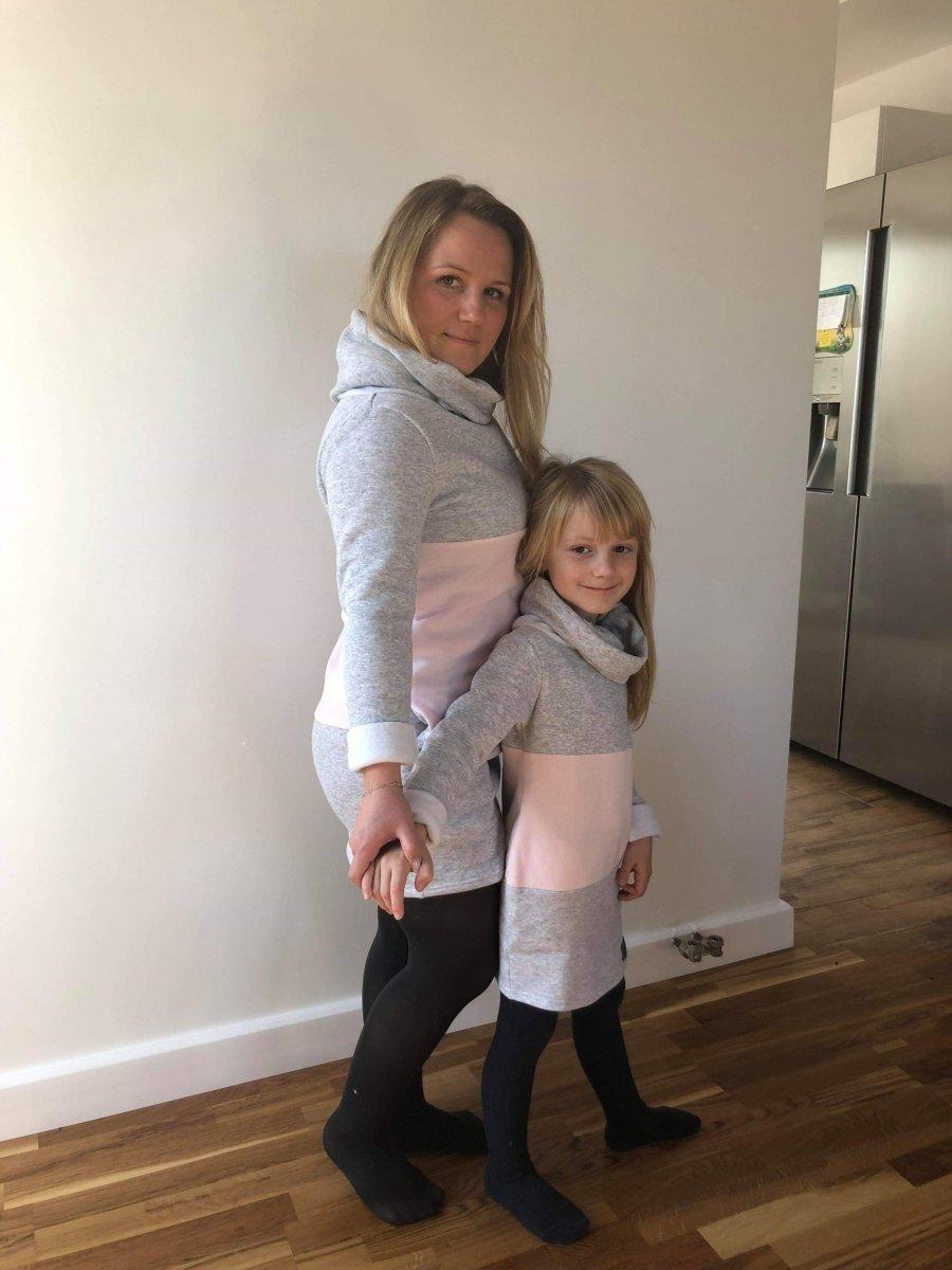 Kamila Ciastek-Majtyka z córką