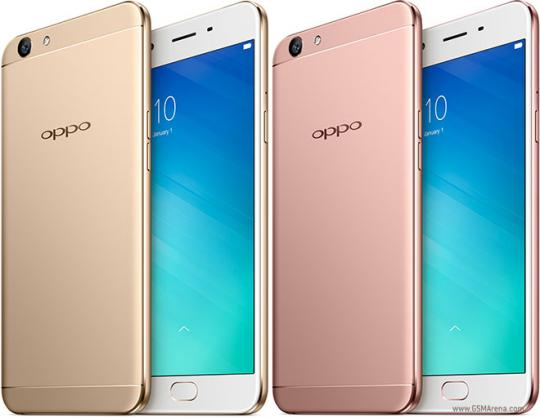 Помощневший селфи-смартфон OPPO F1s представлен официально