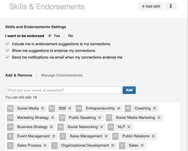 endorsement_LinkedIn_smartbizz_linda_bjorck