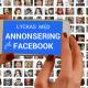 Annonsering Facebook