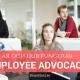 Employee advocacy