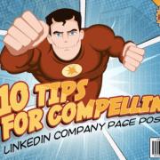 LinkedIn företagssida