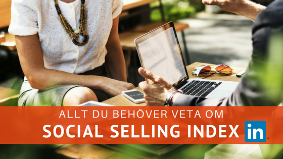 social selling index ssi LinkedIn