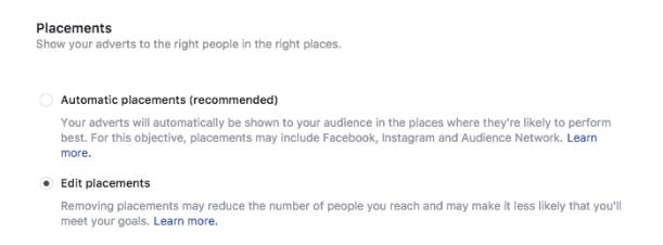 Annonser Facebook annonsering