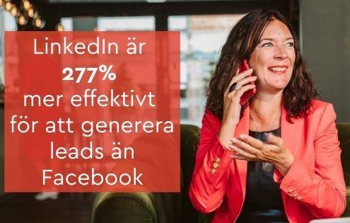 LinkedIn generera leads